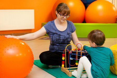Dzienny Ośrodek Rehabilitacji Dzieci zProblemami Rozwojowymi